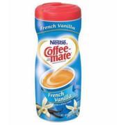 Bột Kem Pha Cà Phê Nestle Coffee Mate Vị Vani Pháp 425gr