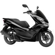 Xe tay ga Honda PCX 150cc 2016 - Đen