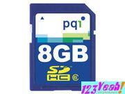 Thẻ nhớ máy ảnh PQI 8G pqipic8g(pqipic8g)