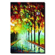 Tranh in canvas sơn dầu Thế Giới Tranh Đẹp LCV_40 (Họa tiết)(40x60)