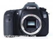 Máy ảnh Canon EOS 60D (body) Cũ