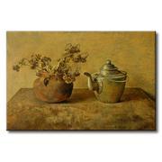 Tranh in canvas sơn dầu Thế Giới Tranh Đẹp Static-105
