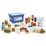 Bộ Trò Chơi Cửa Hàng Bánh LEGO EDUCATION Café+ – 45004