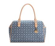 Tommy Hilfiger Mother's Day Jacquard Satchel