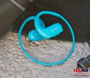 Máy nghe nhạc Sony NW-WS413 Xanh dương