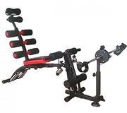 Máy tập cơ bụng tổng hợp New Six Pack Care đạp chân