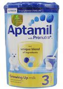 Sữa Aptamil Pronutra 3 (Anh) (900g) (1-2 tuổi)