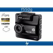 CAMERA HÀNH TRÌNH Ô TÔ - Xe máy HP F550G CÓ GPS QUAY 2K 1440P