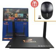 Smart TV Box Vinabox X9 + Chuột không dây cao cấp