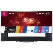 Smart Tivi LED 3D LG 105inch Ultra HD 5K – Model 105UC9T.ATVH (Đen)