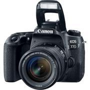 Canon EOS 77D kèm lens kit 18-55mm f3.5-5.6 IS STM - Tặng kèm 1 Thẻ nhớ 16Gb + 1 Bóng thổi bụi + 1 K...