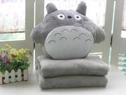 Chăn trong gối 3 in 1 Totoro  tròn