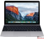 Macbook 12 inch 512GB (MLH82) Gray 2016