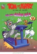 Tom And Jerry - Tô Màu Kể Chuyện - Mèo Tom Giảm Béo