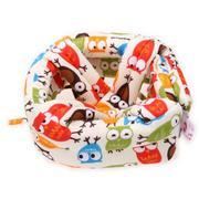 Baby Kids Adjustable Warm Cap No Bumps Safety Helmet Headguard Hats - intl