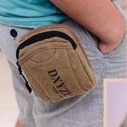 Túi thể thao đeo hông thời trang+ móc khóa N151