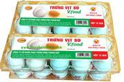 Trứng vịt so Vfood - Hộp 10