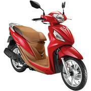 Xe máy Shark Mini 125 EFI (Đỏ)