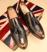 giày da nam đính hạt