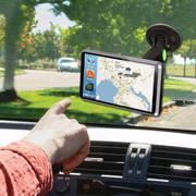 Giá đỡ điện thoại trên xe hơi, xoay 360 độ