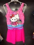 Áo bơi kitty bánh hồng cho bé 4-8 tuổi