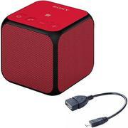 Loa di động Bluetooth Sony SRS-X11 và tặng Cáp OTG