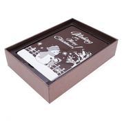 Hộp quà Socola giáng sinh mẫu số 23 D'art Chocolate XM15NT.023