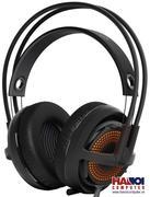Tai nghe SteelSeries Siberia 350 RGB Black (51202)