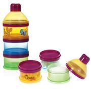 Hộp Đựng Sữa Bột 3 Ngăn Không BPA Upass UP8011C