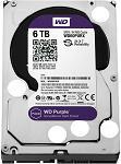 WD Purple AV-GP 6TB SATAIII 6Gbps 64MB (WD60PURX)