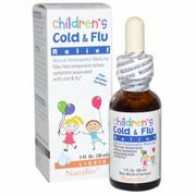 Siro Cảm Cúm Children Cold & Flu Relief 30ml
