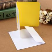 Ideal Cartoon Animal Colorful Folded Hollow Pierced Holiday Greeting Cards New (Intl)