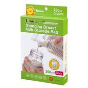 Hộp 25 Túi Trữ Sữa Simba 3D S9932 260ml