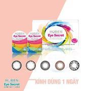 Kính áp tròng màu dùng 1 ngày Eye Secret - SEOUL GREY (Xám)