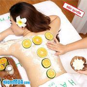 Tắm trắng mặt và body dưỡng chất thiên nhiên-Hasaki Beauty 3*