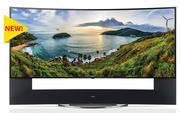 Tivi Led LG 105UC9T 105 inch 5K Ultra Hd màn hình cong
