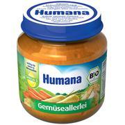 Thức ăn dinh dưỡng Humana hỗn hợp rau củ