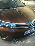 Toyota Corolla Altis sedan 2015