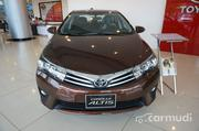 Toyota Corolla Altis  1.8G 2017