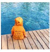 Áo chống nắng bé gái Little Maven 4T