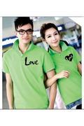 Áo cặp in hình cặp đôi dễ thương Trần Doanh HCD-230