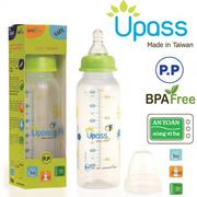 Bình sữa cổ hẹp Upass UP06801CL 240ml