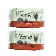 Bộ 2 Snack rong biển tẩm gia vị Hàn Quốc 4g (22kcal)