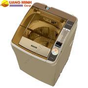 Máy giặt Sanyo U700ZTN 7.0 kg Lồng nghiêng. sóng siêu âm