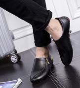 giày da dây kéo fashion