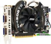VGA MSI N450GTS Cyclone 1GD5/OC