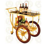 Xe đẩy phục vụ rượu C-2 900x430x800