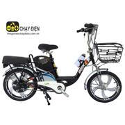 Xe đạp điện Bmx khung sơn vành 18 (Đen)