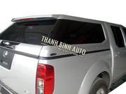 Nắp thùng xe Nissan Navara dáng Rover