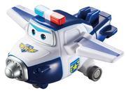Máy Bay Biến Hình Robot Mini Super Wings - Cảnh sát Paul YW710050